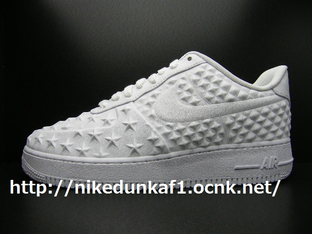 "buy popular ff7be 39c05  15 AIR FORCE 1 LV8 VACH TECH VT""INDEPENDENCE DAY WHITE  オールホワイト""モデル(27.5cm) ナイキ エアフォースロー   789104-100"